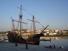 Harbour Of Vila Do Conde