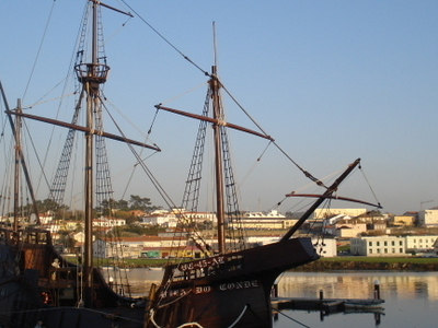 Harbour Of Vila Do Conde