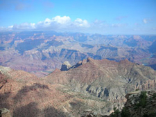 Navajo Point View - Grand Canyon - Arizona - USA