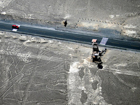 Nazca Lines Viewing Tower