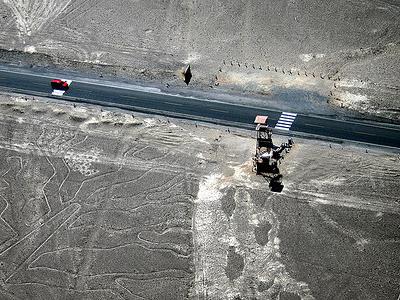 Nazca Lines Mirador