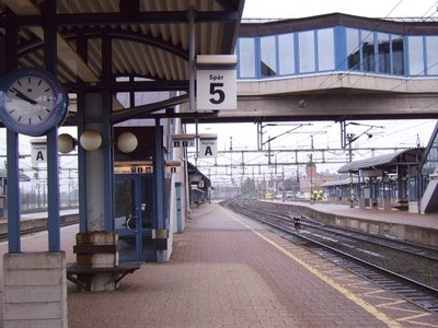 Nässjö Railway Station