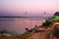 Near Allahabad Fort - India