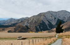Near Arthurs Pass - South Island NZ