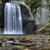 Near Brevard NC Looking Glass Falls