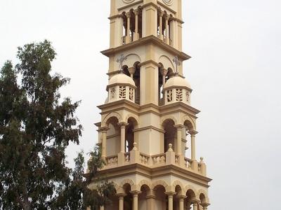 Nea  Smyrni  Agia  Fotini Bell Tower