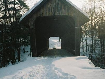 N E C Covered Bridge