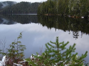 Cuello Lake