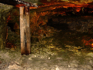 Neolítico Flint Mine