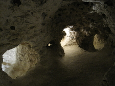Neolithic Mines Of Flint Of The Camp A Caillaux