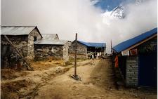 Nepal - Annapurna Base Camp View
