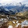 Nepal - Annapurna - Mustang Landscape