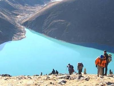 Nepal Himalayas Trekking Gokyo Lake