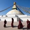 Nepal - Kathmandu - Boudhanath Stupa