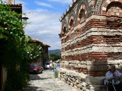 Nesebar  Ruins  Lazarov