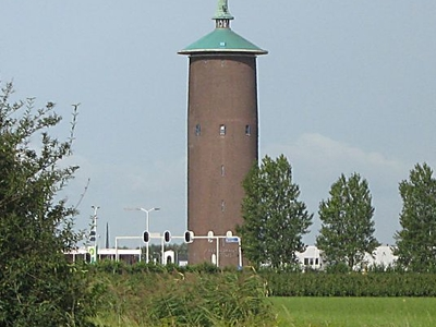 Watertower Of Dirksland