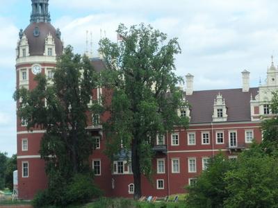 Neues Schloss Muskau