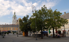 Neunkirchen Noe Hauptplatz