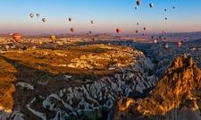 Nevsehir - Balloons Over Cappadocia