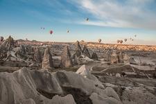 Nevsehi Turkey - Balloon Trip