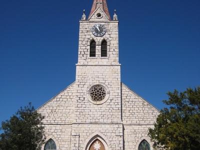 New  Braunfels Church