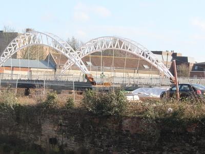 New Bridge  Tangier  Taunton
