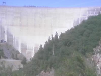 New Bullards Bar Dam In Yuba County