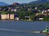 Newburgh From The Newburgh Beacon Bridge