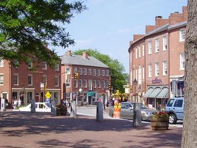 Newburyport Downtown