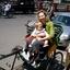 New Delhi Tricycle Rickshaw Ride