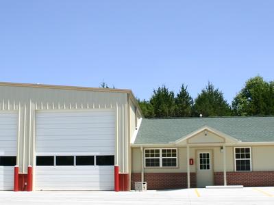 New Fire Station In  Bella  Vista  A R Trafalgar