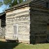 New Harmony Indiana Potter Cabin