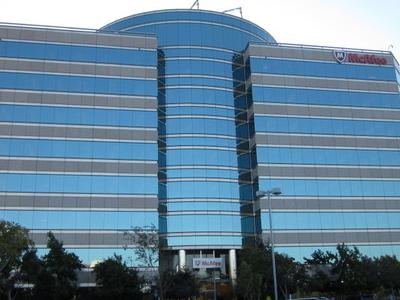 New  Mc Afee  Headquarters