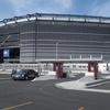 The Exterior Of MetLife Stadium