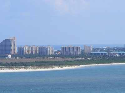 New Smyrna Beach From Observation Deck