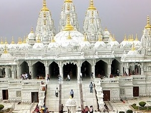 Shri Mandir Swaminarayan Bhuj