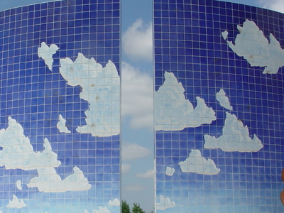 Newton  Blue  Sky