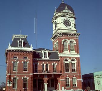 Newton County Courthouse Built 1884 Covington Georgia