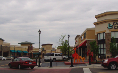 New Urbanism On The Site Of Former Apache Plaza
