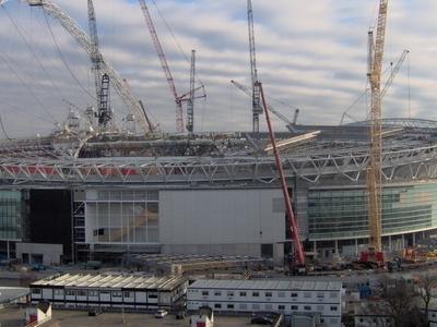 New Wembley Building