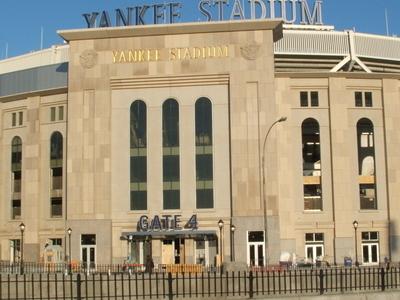 Gate 4 Yankee Stadium