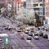 New York Bowery Street