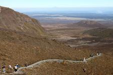 New Zealand: Hiking The Tongariro Alpine Crossing