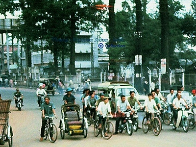 Ngã 3 Chi Lăng-Nguyễn Văn Học