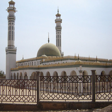 N' Gaoundere Mosque