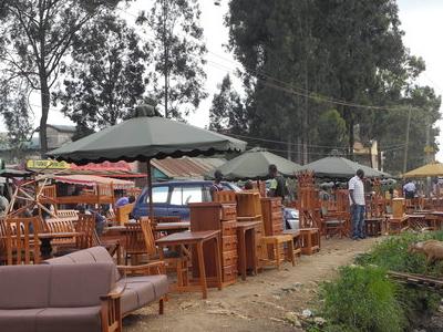 Ngong Furniture Vendors