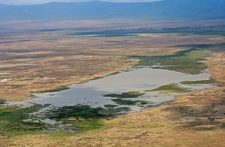 Ngorongoro Crater Overview