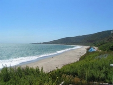 Nicholas Canyon County Beach