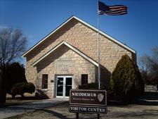 Nicodemus National Historical Site
