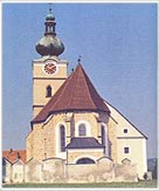 Niederneukirchen Parish Church